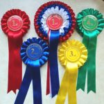 personalised rosettes